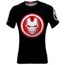 Poundout Rashguard Marvel Iron Man 1