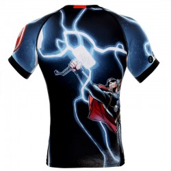 Poundout Rashguard Marvel Thor