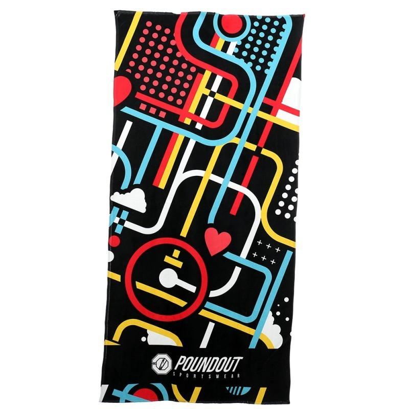 Poundout Ręcznik frotte Lab