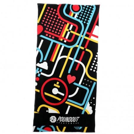Poundout Ręcznik frotte Lab 1