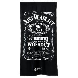 Poundout Ręcznik frotte Just Deadlift 1