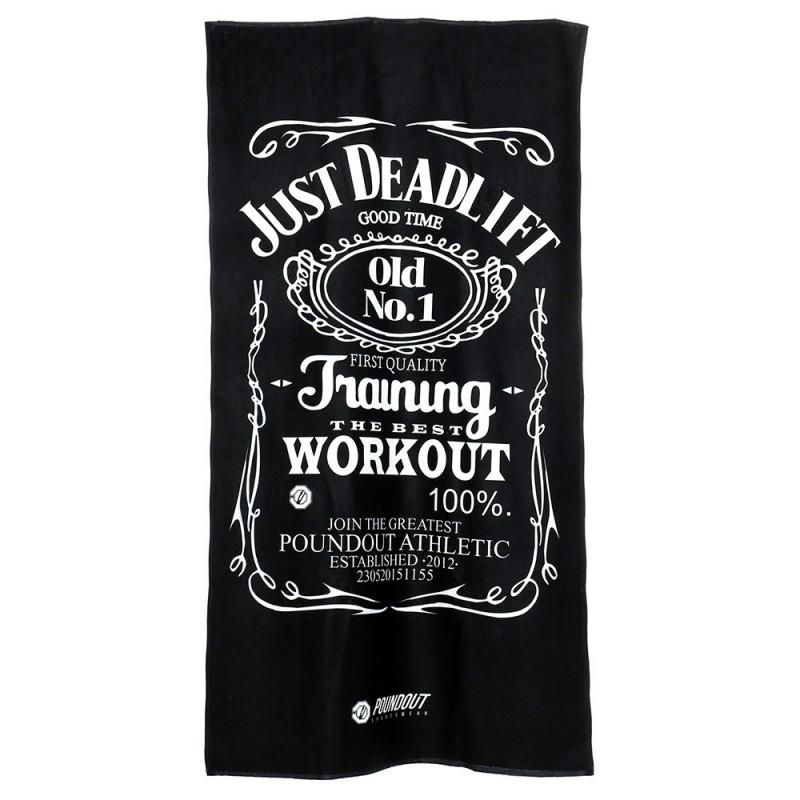 Poundout Ręcznik frotte Just Deadlift
