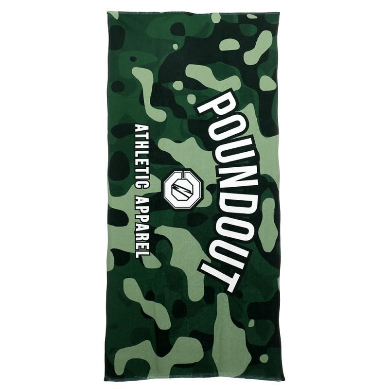Poundout Ręcznik frotte Forest