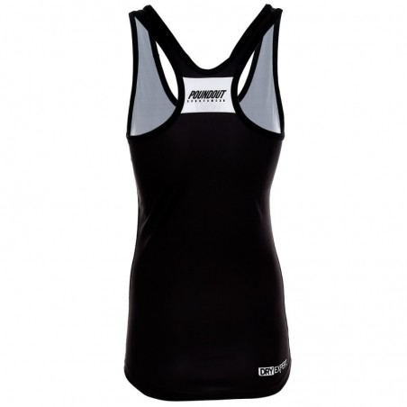Poundout Tank Top Damski Athletic 2