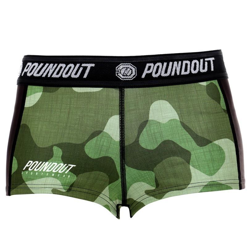 Poundout Spodenki Fitness Damskie West Point