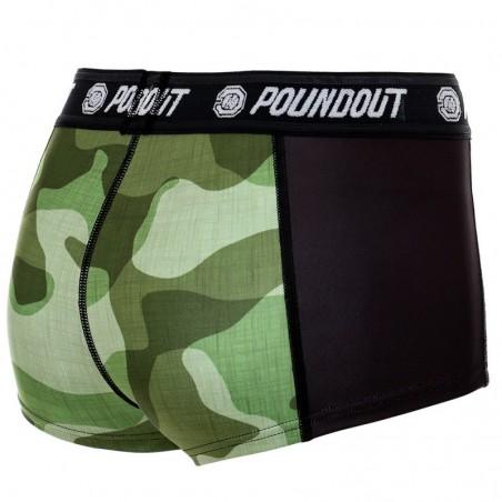 Poundout Spodenki Fitness Damskie West Point 2