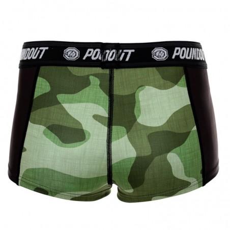 Poundout Spodenki Fitness Damskie West Point 3