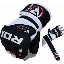 RDX Rękawiczki neoprenowe Gel X5 Czerwone 1