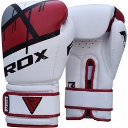 RDX Rękawice bokserskie BGR-F7 Czerwone 1