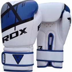 RDX Rękawice bokserskie BGR-F7 Niebieskie 1