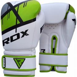 RDX Rękawice bokserskie BGR-F7 Zielone 1