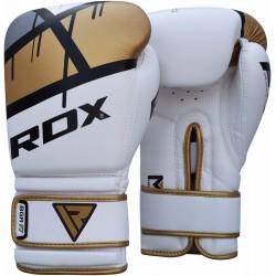 RDX Rękawice bokserskie BGR-F7 Złote 2