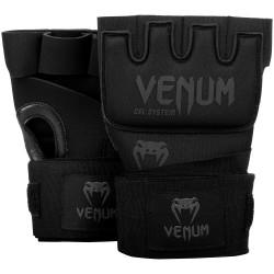 Venum Gel Kontact Hand Wrap Czarny/Czarny 1