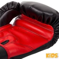 Venum Rękawice bokserskie dla dzieci Contender Czarne/Czerwone 1