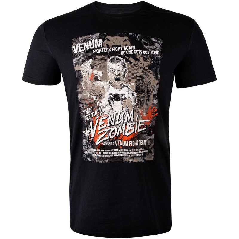 Venum T-shirt Zombie Return Czarny