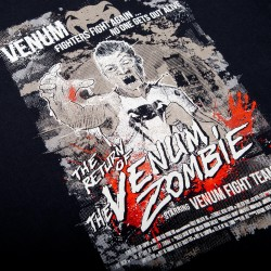 Venum T-shirt Zombie Return Czarny 1