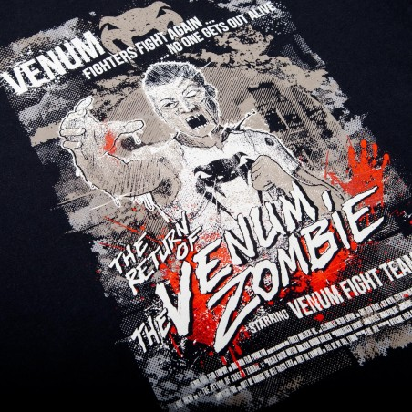 Venum T-shirt Zombie Return Czarny 4