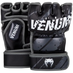 Venum Rękawice do MMA Pixel Czarne 1
