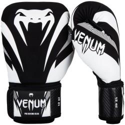 Venum Rękawice bokserskie Impact Czarne 1