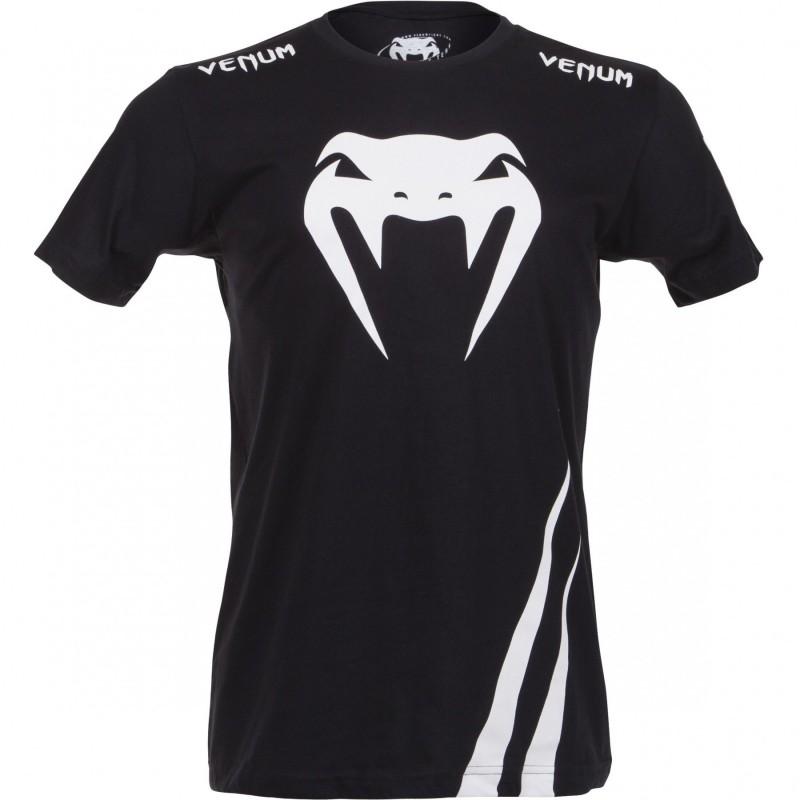 Venum T-shirt Challenger Czarny