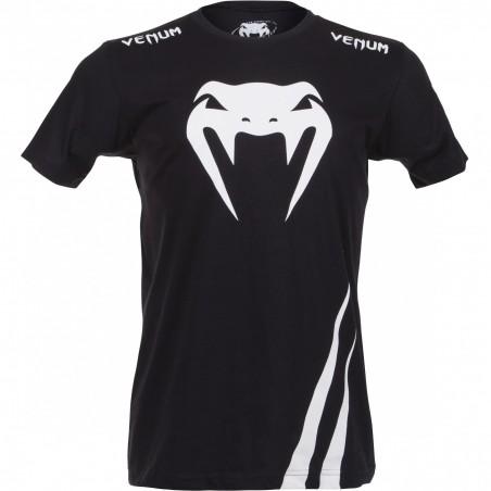 Venum T-shirt Challenger Czarny 1
