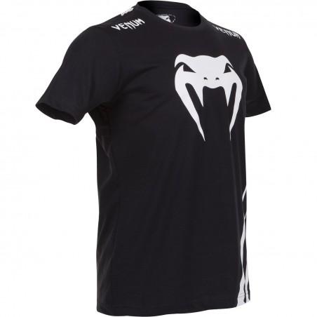 Venum T-shirt Challenger Czarny 2
