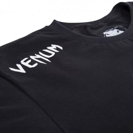 Venum T-shirt Challenger Czarny 7