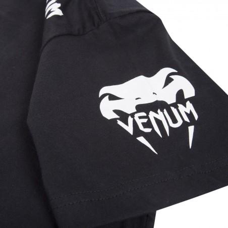 Venum T-shirt Challenger Czarny 10