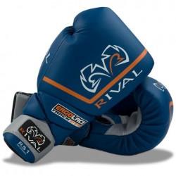 Rival Rękawice bokserskie RS1 Pro Sparring Niebieskie 1