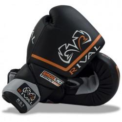 Rival Rękawice bokserskie RS1 Pro Sparring Czarne 1