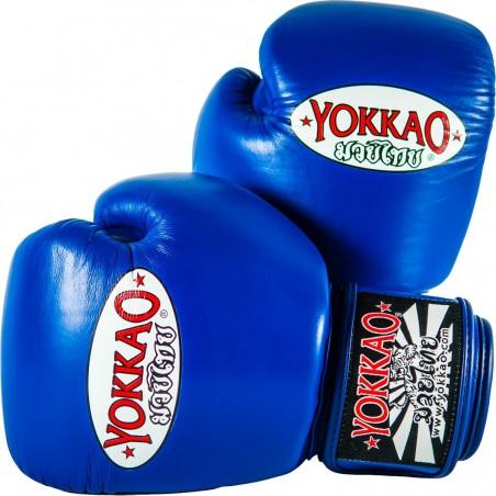 Yokkao Rękawice bokserskie Matrix Niebieskie 1