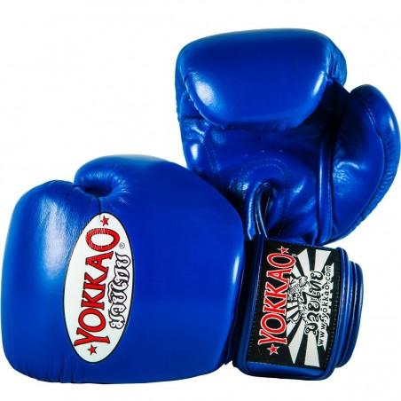 Yokkao Rękawice bokserskie Matrix Niebieskie 2
