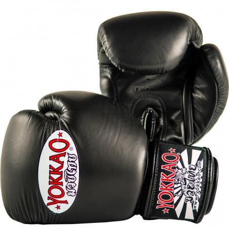 Yokkao Rękawice bokserskie Matrix Czarne 2