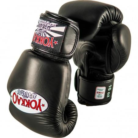 Yokkao Rękawice bokserskie Matrix Czarne 4