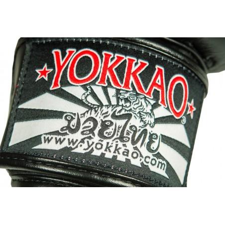 Yokkao Rękawice bokserskie Matrix Czarne 5