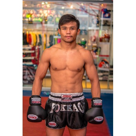 Yokkao Rękawice bokserskie Matrix Czarne 6