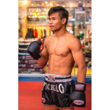 Yokkao Rękawice bokserskie Matrix Czarne 7