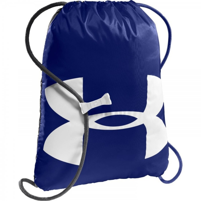 Under Armour Ozsee Sackpack Granatowy