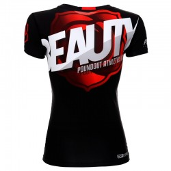 Poundout Rashguard Damski Beauty 1