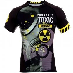 Poundout Rashguard Toxic