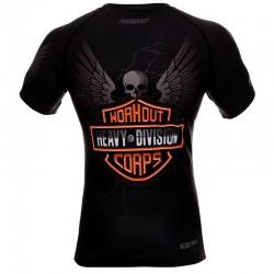 Poundout Rashguard Heavy Division 1