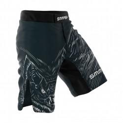 Smmash Spodenki MMA Black Wing
