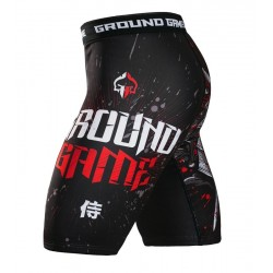 Ground Game Szorty Vale Tudo Samurai 1