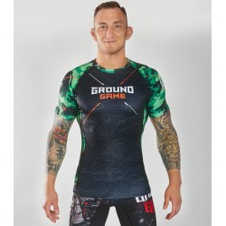 Ground Game Rashguard Moro
