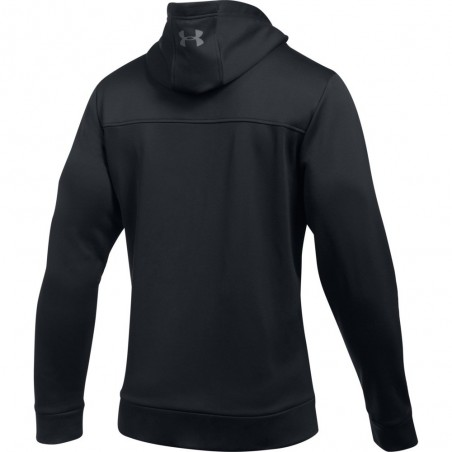 Under Armour Bluza z kapturem AF Full Zip Czarna 6