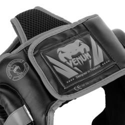 Venum Kask Bokserski Sparingowy Challenger Czarny/Szary 1