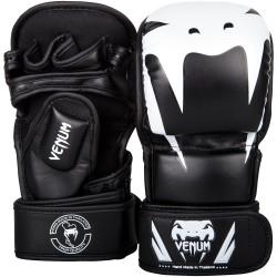 Venum Rękawice sparingowe do MMA Impact Czarne 1