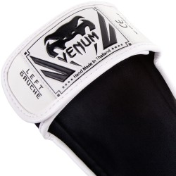 Venum Ochraniacze Piszczeli Elite Białe/Czarne 1