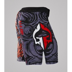 Ground Game Spodenki MMA Tengu 1