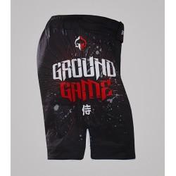 Ground Game Spodenki MMA Samurai 1